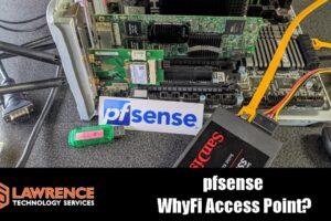 Tutorial: Configuring pfSense as a WiFi Access Point