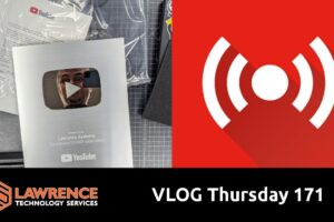 VLOG Thursday 171:YouTube 100,000 Subscribers and Business Talk