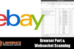 Ebay is port scanning visitors to their website, but why?