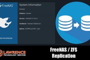 How To Backup Your FreeNAS 11.3 Using ZFS Replication