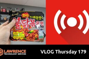 VLOG Thursday 179:Sales Staff, Software Testing, UniFi and Business Talk