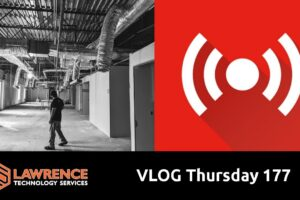 VLOG Thursday 177: Break Fix VS Contract Managed Service Work and Business Talk
