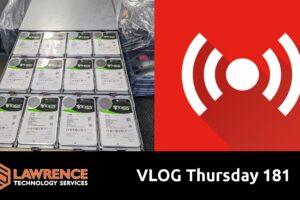 VLOG Thursday 181:Ubiquiti Unifi, Errata and Business Talk