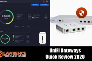 The Unifi USG and Dream Machine Gateway Routers: Features, Issues & Shortcomings