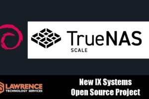 What is TrueNAS Scale and how does it compare to TrueNAS Core?