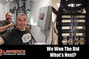 We Won The Structured Cabling Bid What's Next?