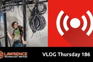VLOG Thursday 186:DEFCON Car Hacking, Cabling Projects, Business, and Errata