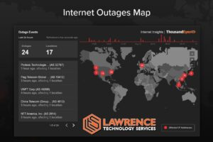 Centurylink / Level3 BGP Outage August 2020