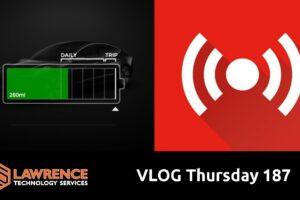 VLOG Thursday 186:TrueNAS Mini X, Tesla Talk, Business, and Errata