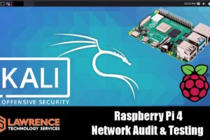 How to Use Kali Linux on Raspberry Pi 4 As a Remote Network Access and NMAP Discovery Audit Tool
