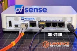 Netgate SG-2100 pfsense Firewall Hardware Review