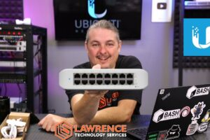 The Inexpensive  UniFi 16port lite POE Switch Review & Lab Test