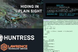 Digital Forensics: How Malware can Hide In Plain Sight