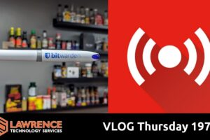 VLOG Thursday 197 Secure Messaging, Open Source Networking,  Business Talk and Errata
