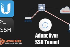 Using SSH to Mitigate Security Flaws In Ubiquiti UniFi's Adoption Process