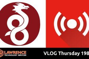 VLOG Thursday 199 Wireguard, AMA, Business Talk and Errata